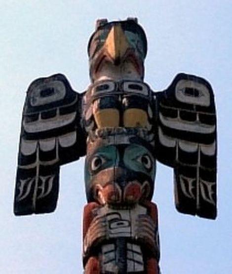 Mythological Thunderbird