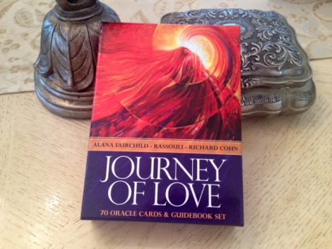 Journey of Love Oracle 01 Box Cover