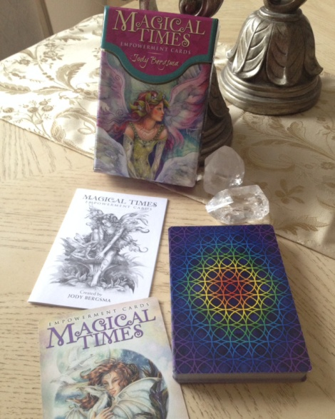 Magical Times - Card Set