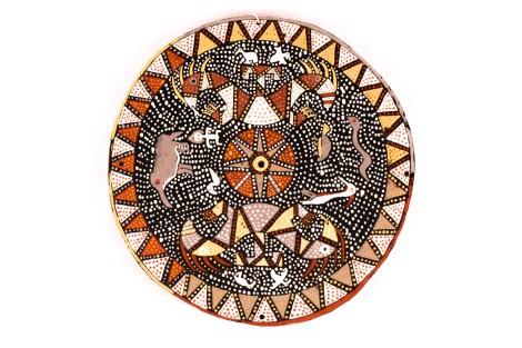 Xapiri-Wayana-Aparai Roof Circle