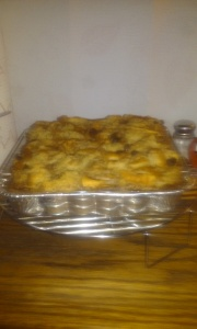 Apple Isle Bread Pudding