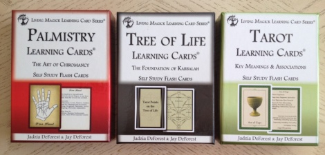 Learning Cards Series (All Three)