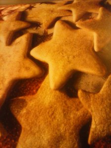 Winter Holiday Season Recipes:Cookies