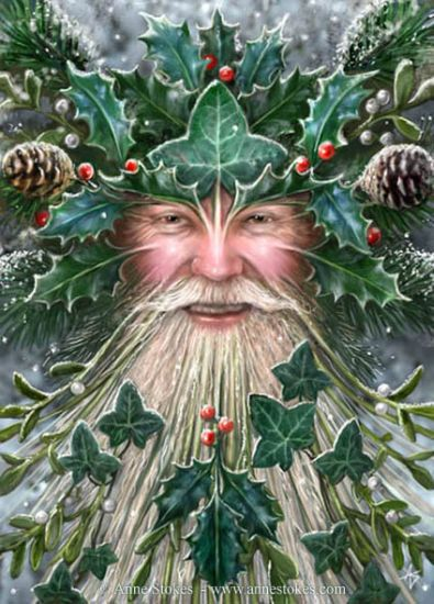 Winter Solstice and Yule Blessings To All