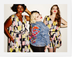 The Beth Ditto collection is available online from Beth Ditto