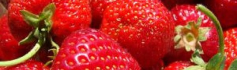 Strawberry Recipes for Beltane