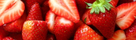 Beltane Strawberry Recipes
