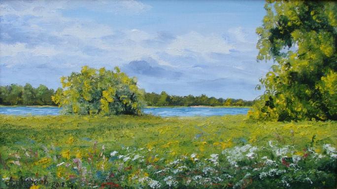 Summer by Alexander Andreev