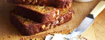 apple pumpkin sunflower bread