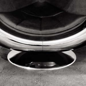 Fallen Furniture: 737 Cowling Chair