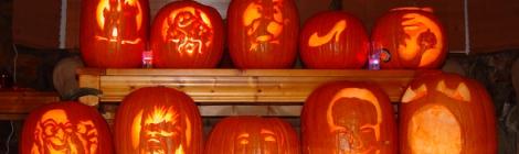 Pumpkin Decorating and Carving
