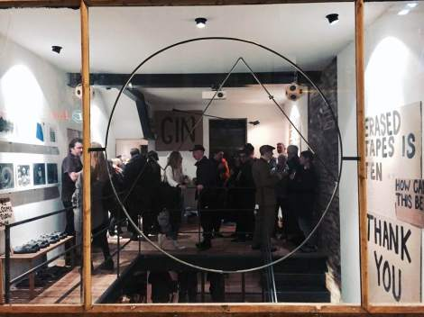 erased tapes sound gallery