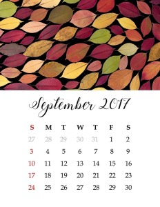 Weekly Spell Casting August 28 – September 3, 2017