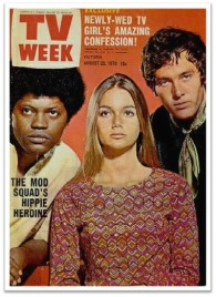 Mod Squad 1070s tv cover