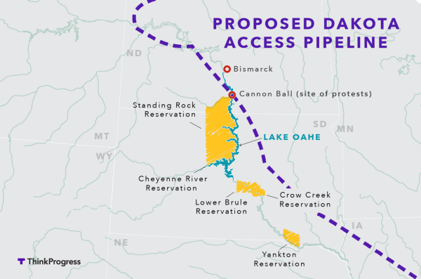 Image result for photos of dakota access pipeline