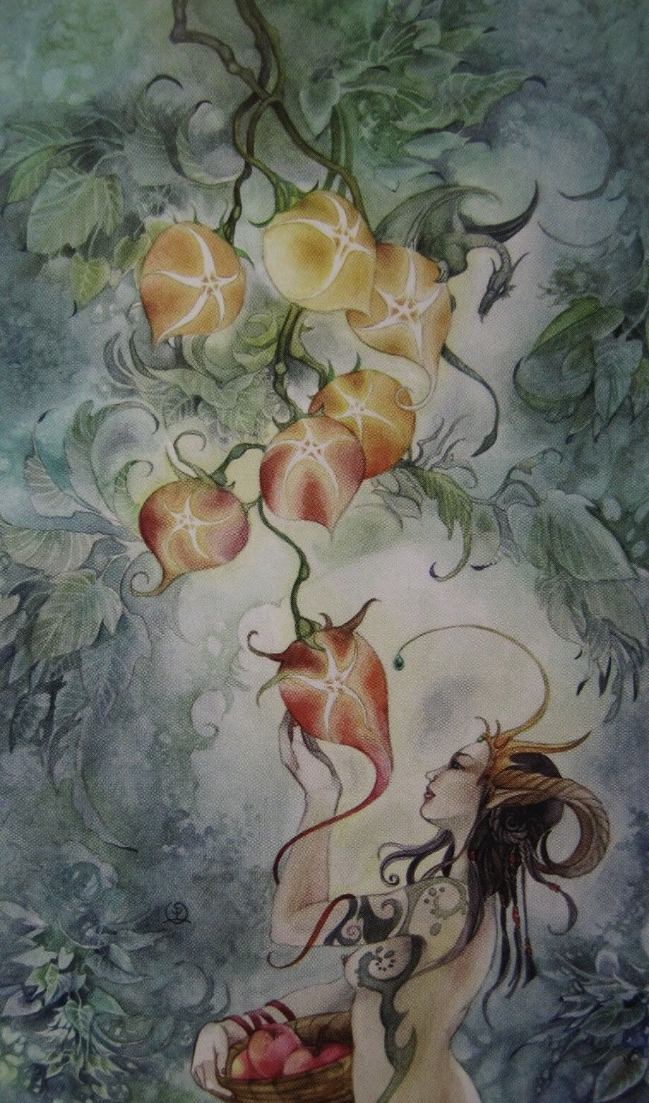 Card of the Day – 7 of Pentacles – Tuesday, November 21, 2017 — Tarot by Cecelia