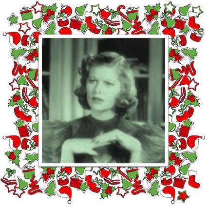 Pip Christmas Frame Green