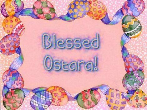 Ostara Greetings