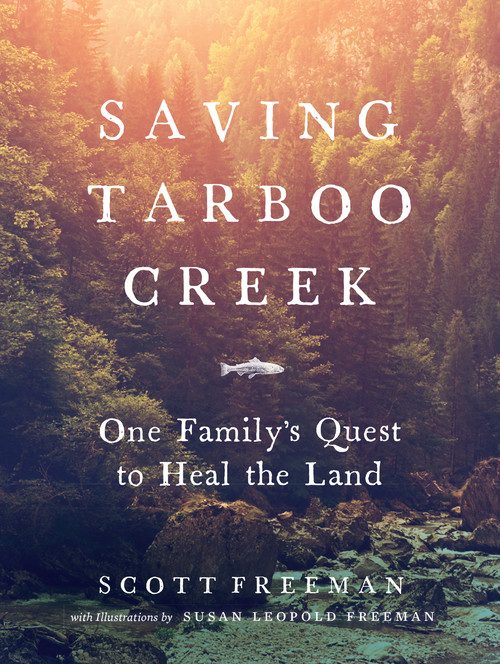 A Creek, a Family and a Gift to the Future
