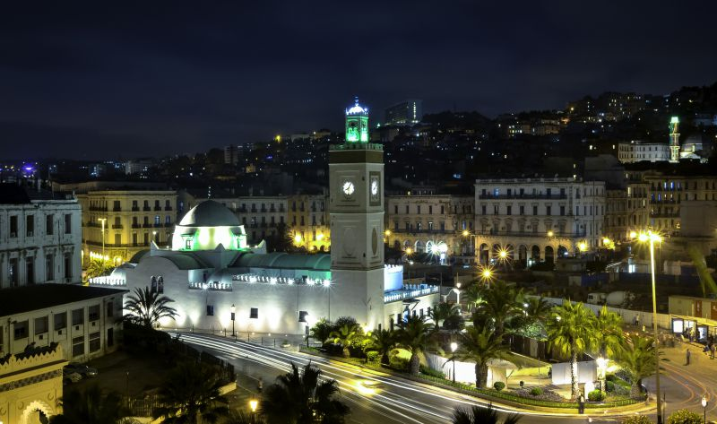 Cooking The Mediterranean Countries-Algeria