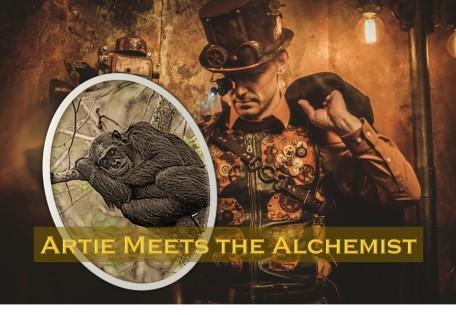 Artie Meets Alchemist promo 1