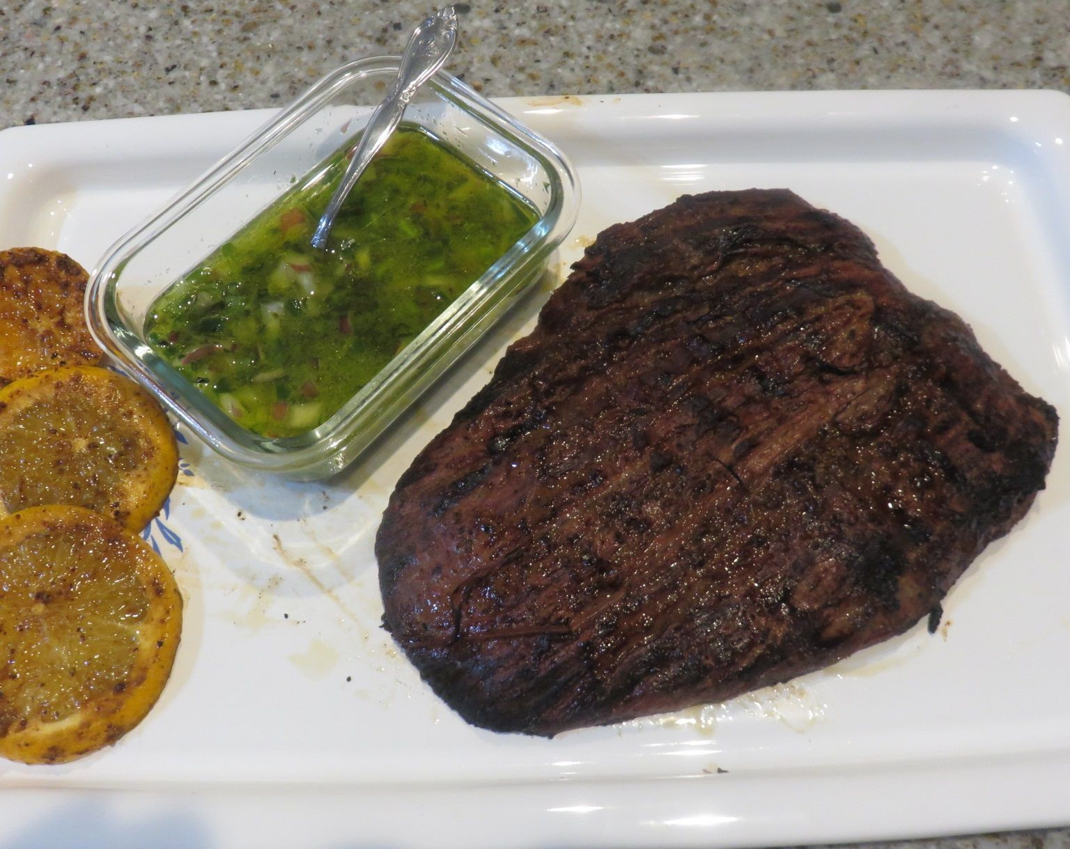 Cuban Steak Dinner — jovina cooks