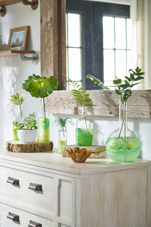 Home Time: Bring Touches of Forest Into Your House