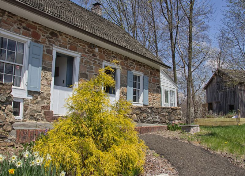 NRHP: Old Stone House — National Parks USA