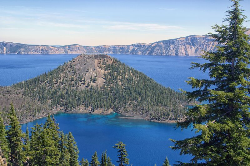 Crater Lake National Park: Rim Tour — National Parks USA