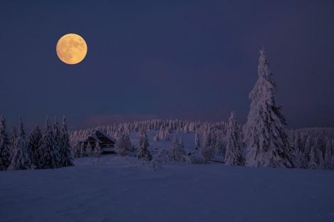 Winter Solstice Success & Prosperity Spell