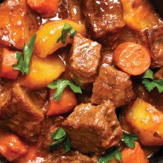 Imbolc Feast Lamb Stew