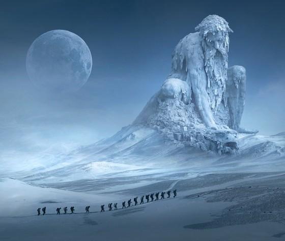 stefan keller ice giant pixabay
