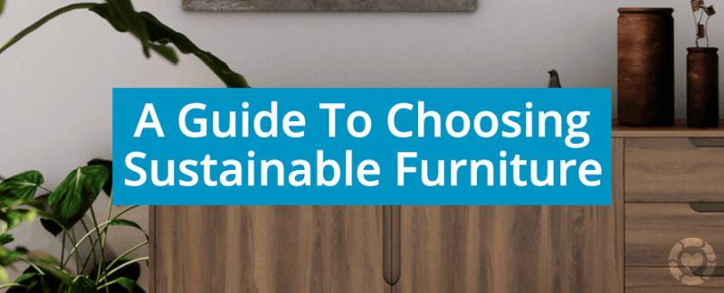Sustainable Furnishings – How to Reuse, Renovate and Recycle [Infographic] — ecogreenlove