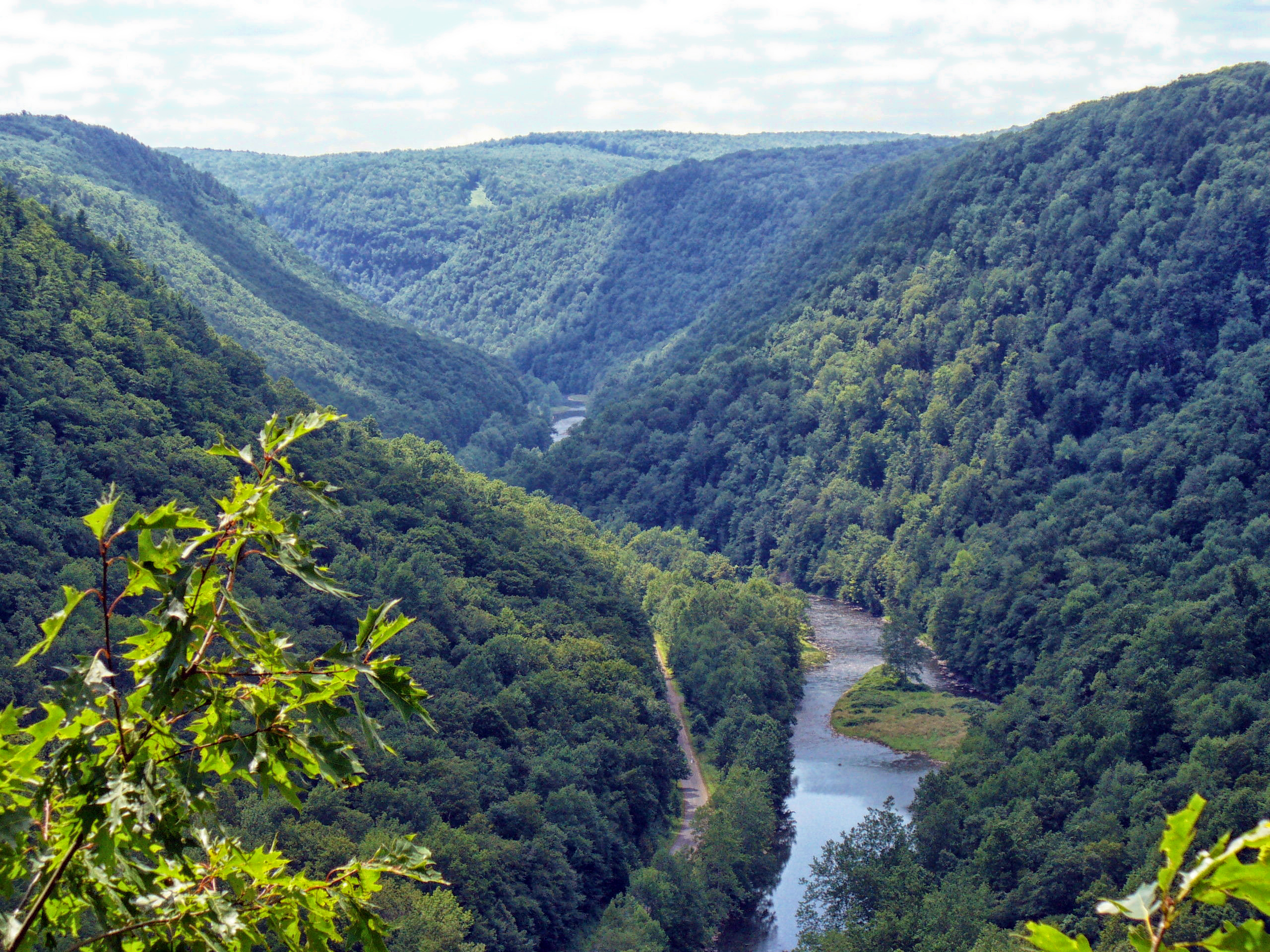 National Natural Landmark: Pine Creek Gorge