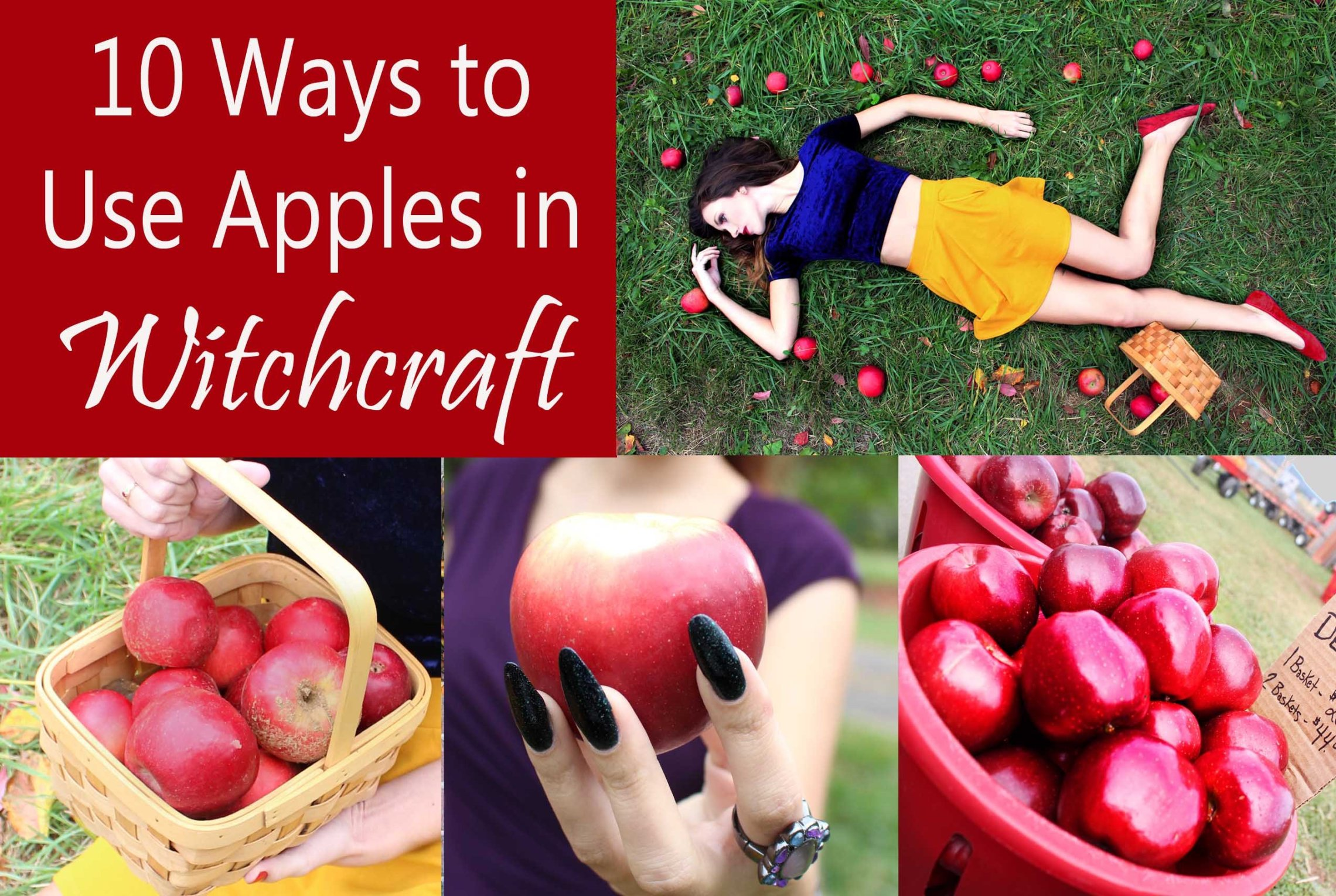 10 Ways to Use Apples in Witchcraft — Moody Moons