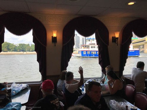 Riverboat dining room by Dan Antion
