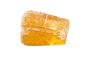 Orange Calcite — Crystal Dawn