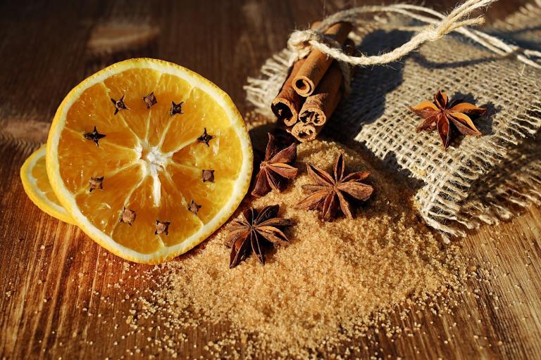 Yule Pomanders: Crafting Holiday Magick   Gwyn