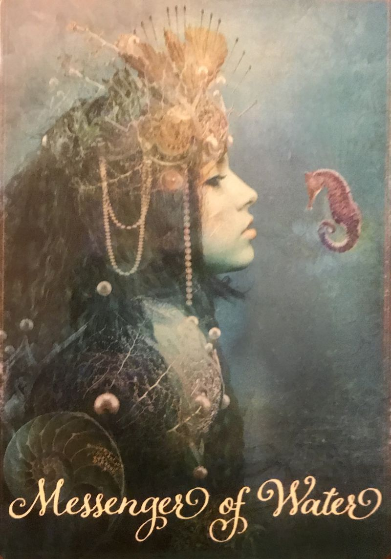Card of the Day – Knight of Cups (Messenger of Water) – Monday, December 9, 2019 — Tarot by Cecelia