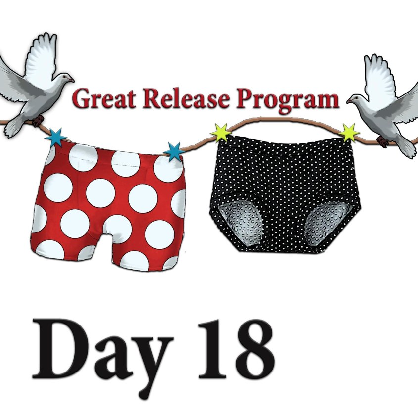 Day 18 – Great Release Program – 18 January 2020 – Saturday by Silver RavenWolf — Silver RavenWolf
