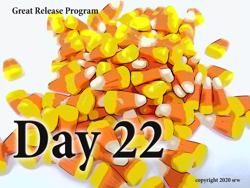 Day 22 – Great Release Program – 22 January 2020 – Wednesday by Silver RavenWolf — Silver RavenWolf