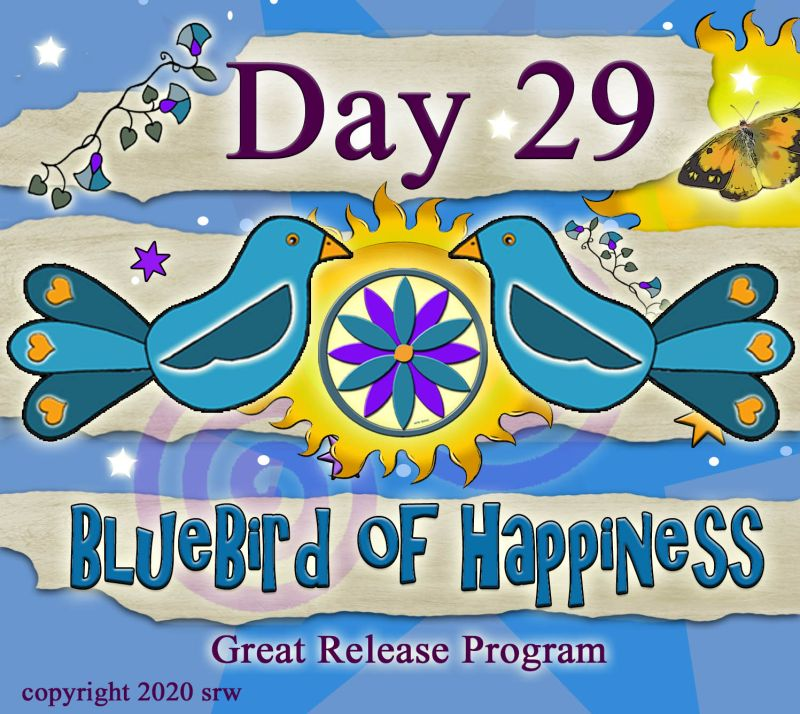 Day 29 – Great Release Program – 29 January 2020 – Wednesday  – by Silver RavenWolf — Silver RavenWolf