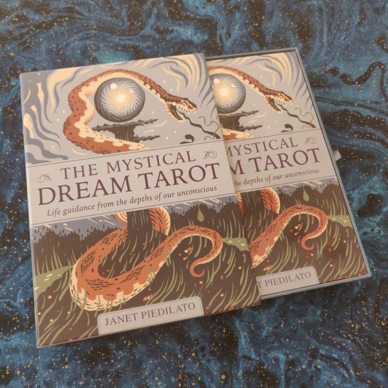 The Mystical Dream Tarot by Janet Piedilato — benebell wen