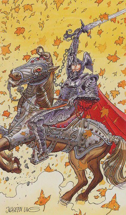Tarot for Today – Knight of Swords – Friday, February 28, 2020 – Tarot by Lady Dyanna — Ravenhawks' Magickal Mystical Places