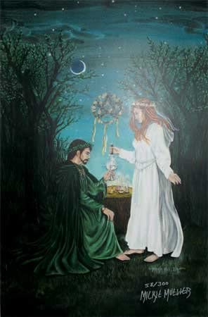 Beltane/Beltaine/May Day
