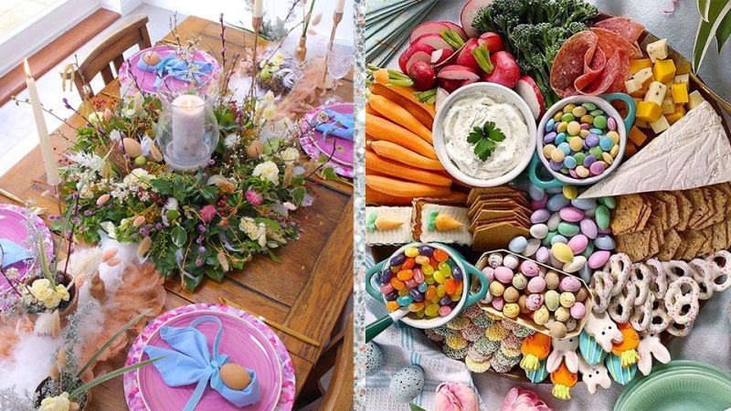 Let These Easter Ideas Inspire You To Have The Prettiest At-Home Celebration Ever — StyleCaster