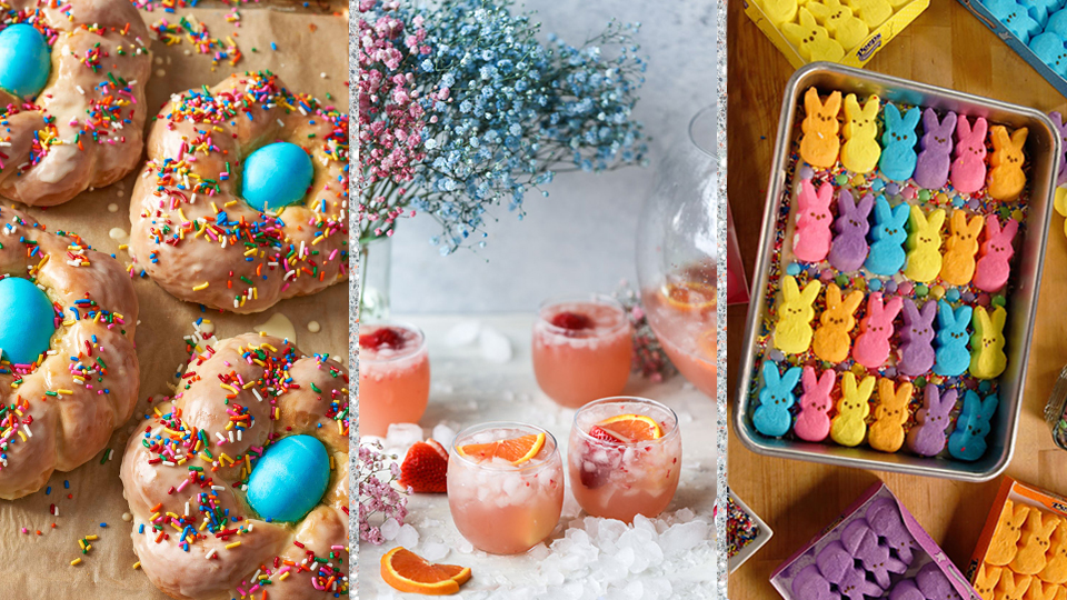 16 Easter Recipes To Whip Up For A Tasty At-Home Celebration — StyleCaster