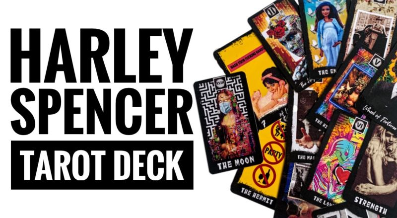 Harley Spencer Tarot Deck review — Pappa Squirrel