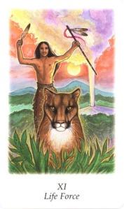 Tarot for Today -Strength - Sunday, April 12, 2020 - Tarot by Lady Dyanna