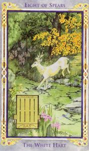 Tarot for Today - 8 of Wands - Monday, May 11, 2020 - Tarot by Lady Dyanna